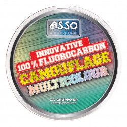 Fluorocarbone CAMOUFLAGE MULTICOLOUR