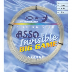 Fluorocarbone INVISIBLE BIG GAME
