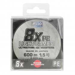 LIGHT GAMES 8X MULTICOLORE